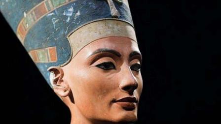 才识真面目!古埃及美女王后面目还原