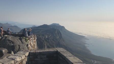 壮观!探秘非洲大陆最南端:开普敦好望角,桌山俯瞰大西洋云海