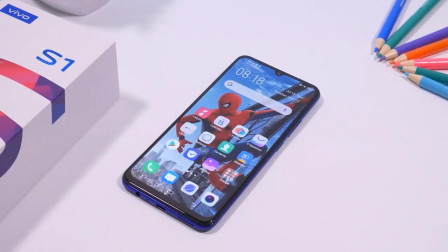 最好看的水滴屏手机?vivo S1全方位评测体验