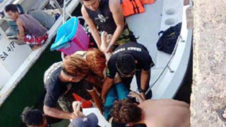 大马被鱼炮炸死中国游客或死于谋杀