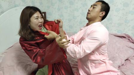 新婚夜妻子不愿同房,丈夫的一个举动,妻子终身难忘