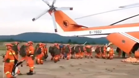 内蒙古大兴安岭北部原始林区16日发生两起森林火灾