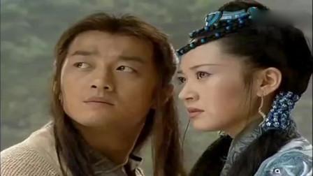 笑傲江湖:令狐冲帮助不戒和尚找到了失踪的妻子!