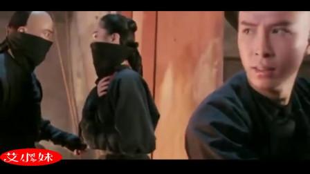 甄子丹一部经典动作片,当儿子被强敌绑架,看他如何拼死营救