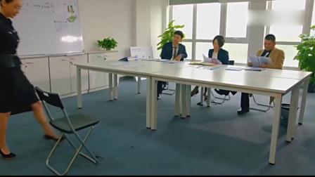中国式关系:美女去面试,结果发现总裁是自己的房东大叔,乐坏了!