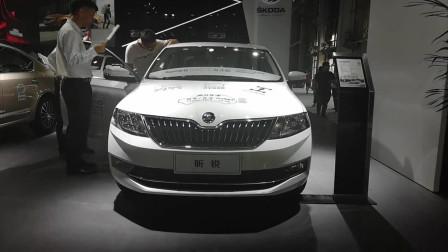 2019长春国际汽车博览会—上汽斯柯达,你们认为如何?