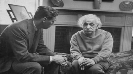 爱因斯坦的临终遗言,一切都是不存在的?科学家感到很疑惑
