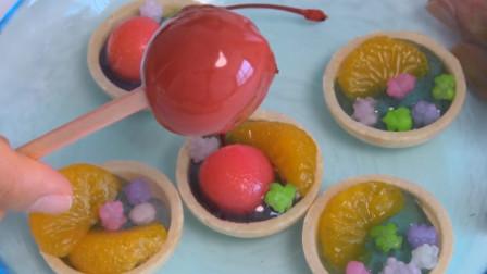 孩子们爱吃的果冻罐头是这样做的!学会再也不用去超市买着吃了