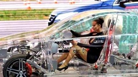 全透明汽车问世,车迷们沸腾了-可女司机却愁坏了