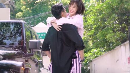 亲爱的热爱的:李现亲自上场比赛拿冠军,佟年激动熊抱他主动送吻