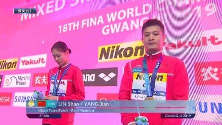 2019FINA世锦赛 混合全能跳水