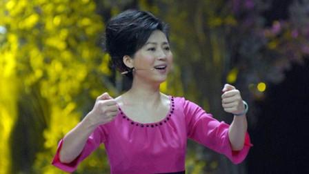 51岁王小丫近照曝光 半卷的短发显得温婉 曾主持的《开心辞典》