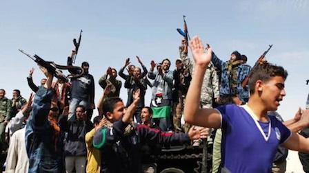 背后大国强势介入,利比亚局势再次出现大逆转,普京也无力挽回