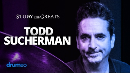 ★ME威律动★Todd Sucherman Soloing Phrases - STUDY THE GREATS