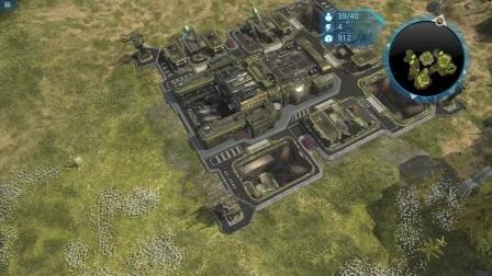 沙漠游戏《光环战争》第11实况娱乐解说