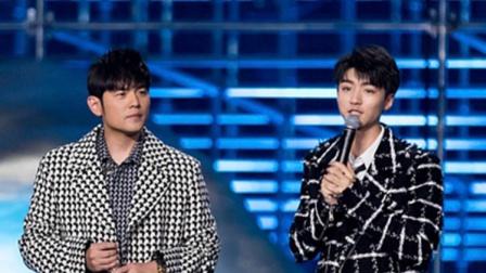八卦:追星赢家!王俊凯与周杰伦齐穿格子外套同台