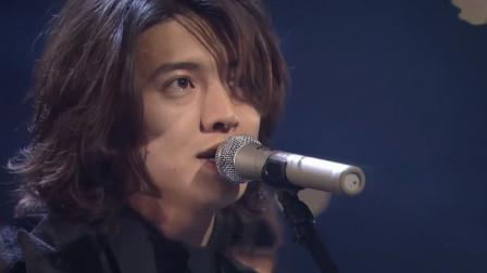 颜值暴击!90年代日本偶像木村拓哉,实力演唱《夜空的彼岸》