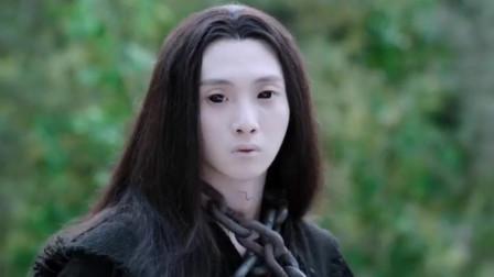 《陈情令》鬼将军温宁的眼神也变得柔和起来,一步步地走向魏无羡