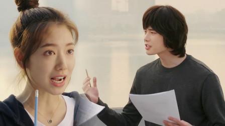 李钟硕决心成为记者,与朴信惠一起做起考试准备