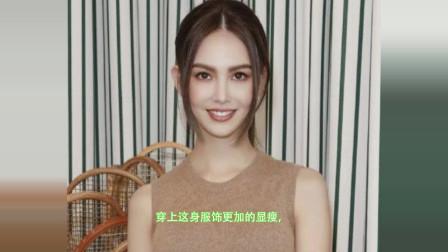 昆凌现身温网决赛,身材超级好,25岁依然如少女