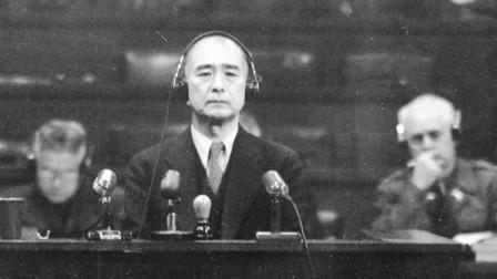这个日本甲级战犯只差一票,逃过了绞刑,一直活了93岁