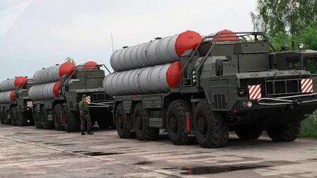 多架大型运输机在土耳其降落,俄加速运来S400导弹