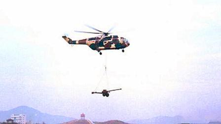 中国直18直升机成功飞跃珠峰,可吊重炮上高原!