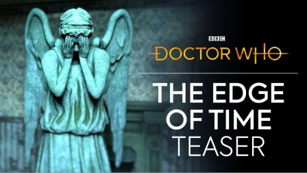 《Doctor Who: The Edge Of Time》预告,支持Quest