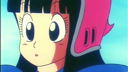 龙珠:悟空小夫妻的欢乐时光,琪琪果然够暴力!