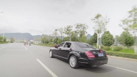 婚礼MV:机车护航的特色婚礼车队