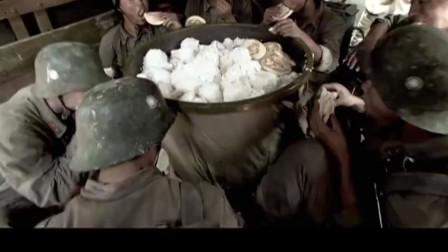中国远征军:士兵消灭了鬼子运输队,满车食物叫他们高兴