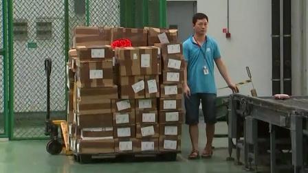 宁波空港跨境电商一般出口业务今天开通 浙江新闻联播 20190717 高清