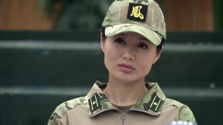 男特种兵看到教官是女子,出言不逊瞧不起,结果被女教官3秒KO