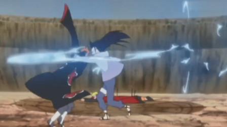 火影忍者:雏田为救鸣人和佩恩大战,被天道打成重伤,鸣人暴走
