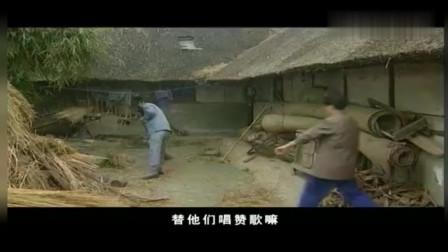 毛主席晚年回到故乡韶山祭拜父母,场面太感人了