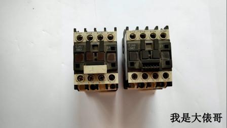 2个接触器怎么互锁?电机正反转怎么接线?这都不会只能是学徒工