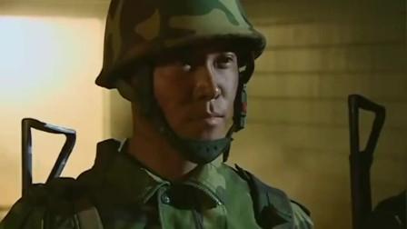 士兵突击:袁郎依旧是瞧不上成才,他直言能留下他完全是看许三多的面子!