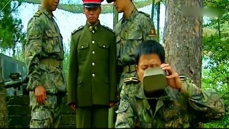 士兵突击: 许三多从老A回来见到连长就显摆,我现在是不是很酷!