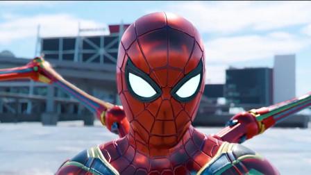 所有版本蜘蛛侠汇聚一起,谁是最后的赢家?