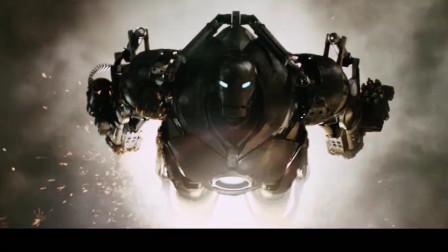还有人跟钢铁侠比较机甲?还敢说各方面比钢铁侠更先进!
