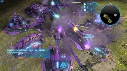 沙漠游戏《光环战争》第12实况娱乐解说