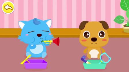 孩子爱看动画宝宝巴士:宝宝爱分享