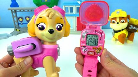 太神奇了!电话手表里面竟然有汪汪队?这到底是怎么回事呢?