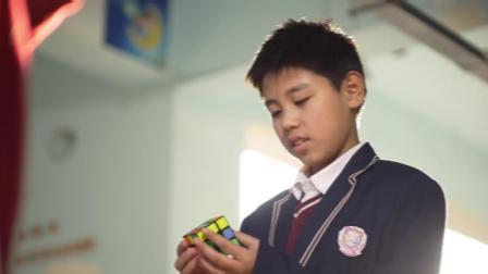 东方船作品 《魔方》兴趣教学短视频