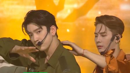 GOT7的《I AM ME》舞台回顾,魅力满分,舞台帅气炸裂!