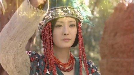 """美女被赐予蛇神之力,升为十二生肖""""灵蛇"""",化身那一刻美爆了"""
