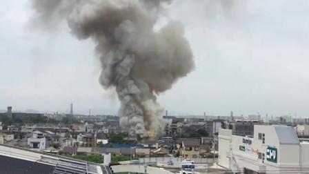 日本京都火灾:建筑内有10人已无意识 或已死亡
