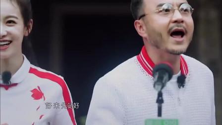 """我们来了:汪涵化身""""长沙张国荣""""演唱《倩女幽魂》众人合舞"""