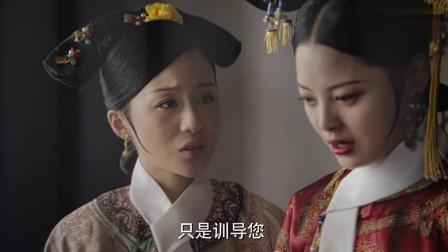 如懿传:嘉妃耳朵受重伤,还要替王爷鸣不平,嘉妃对王爷太深情了