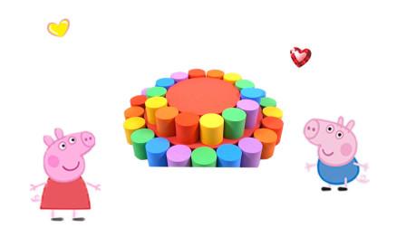 乐享形状乐园教你用彩泥制作多彩的创意蛋糕